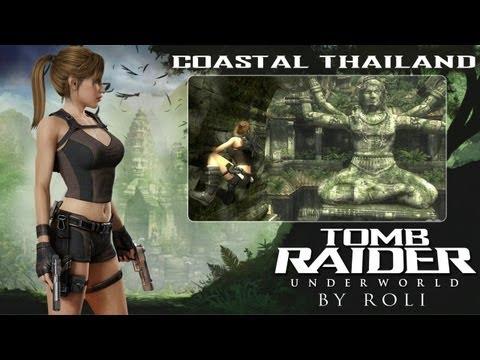 Tomb Raider: Underworld - Coastal Thailand Walkthrough