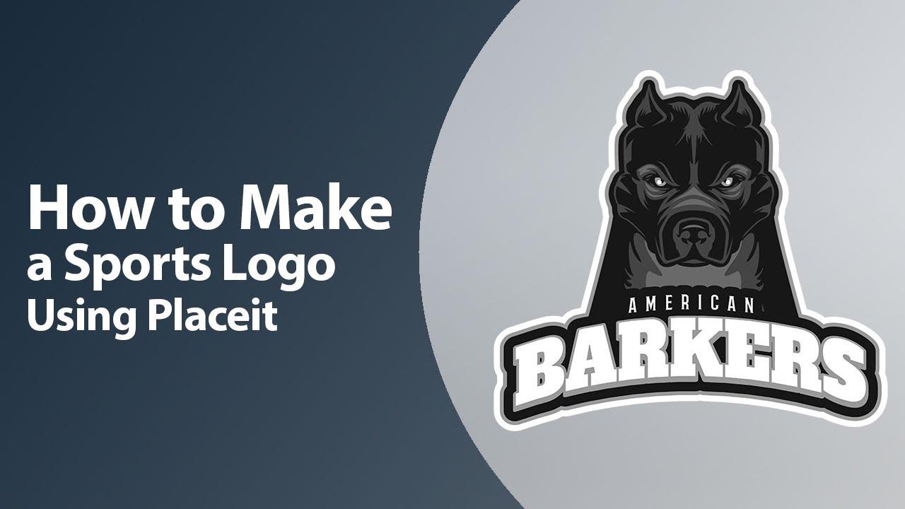 Create Your Football Logo | Online Logo Maker | Placeit