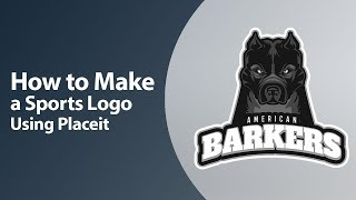 How to Make a Sports Logo | No Photoshop Needed!