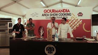 Cooking Show - L'Alpe Adria a Gourmandia - domenica 13 maggio