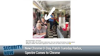 ProxyLogon - New Chrome 0-Day, Patch Tuesday Redux, Spectre Comes to Chrome