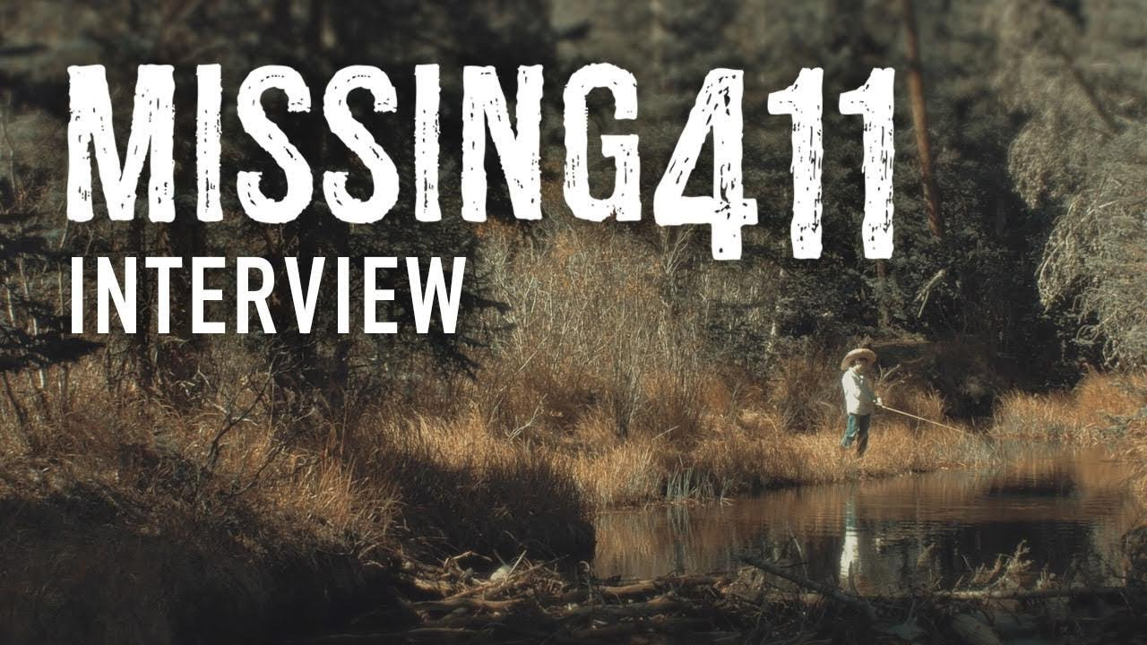EXCLUSIVE Interview With David Paulides Of The Missing 411! - YouTube