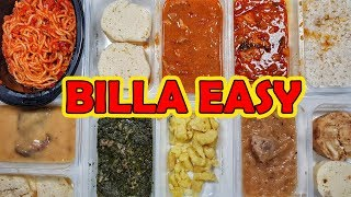 Billa Easy - Levný zázrak ze supermarketu?!