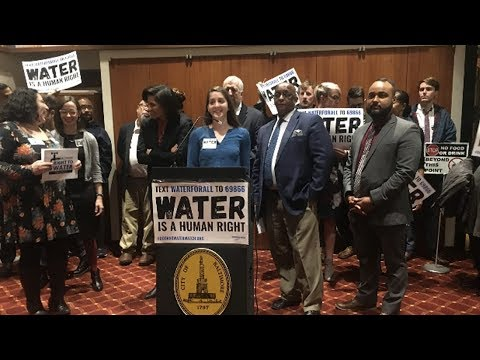 Council Proposes Income-Based Water Billing Amid Rate Hikes