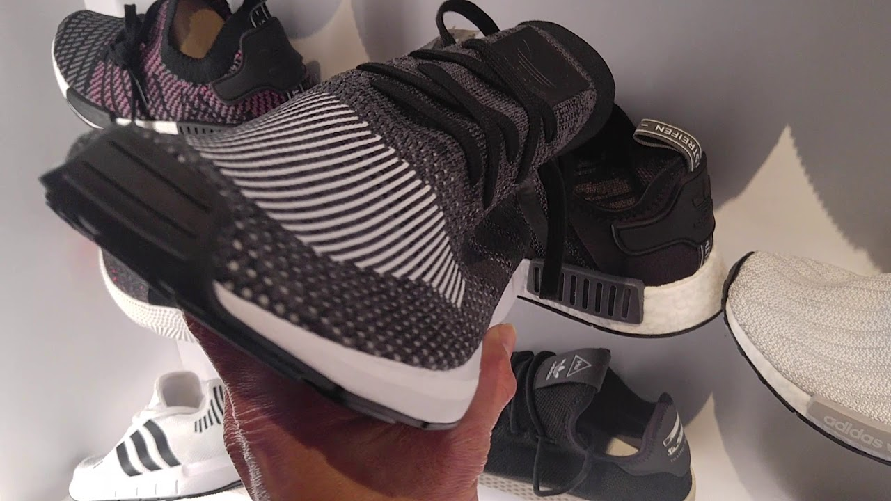 983298d46e0 Adidas Originals SWIFT Run Primeknit Shoes Kicks Sneakers Collection! 2 12  2018