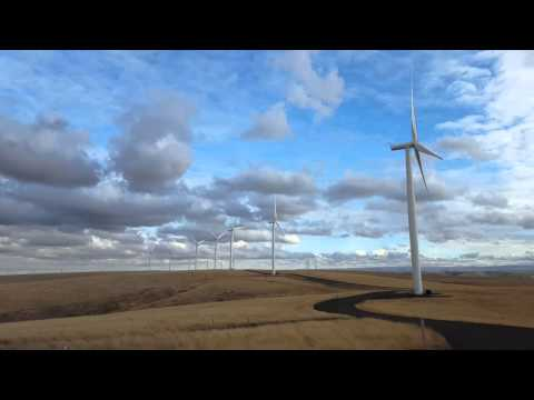 Wind Turbines Coming Online