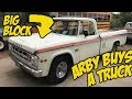 Arby Buys A Dodge Pickup