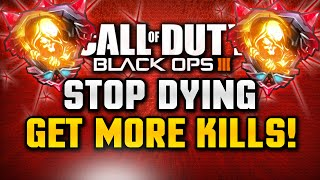 how to stop dying get more kills black ops 3 tips and tricks call of duty gameplay