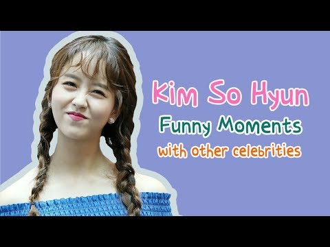 [Eng Sub] Kim So Hyun Funny Moments with Other Celebrities Part 1 from YouTube · Duration:  10 minutes 35 seconds