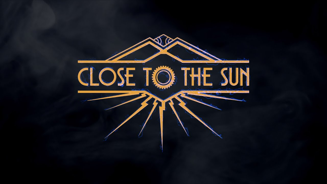 Image result for close to the sun logo
