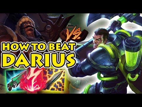 How to Beat Darius | EXPLOSIVE One-Shot Hybrid Tryn: Hardest Hitting Build Season 8