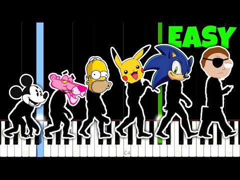 Evolution Of Cartoon Music [1928 - 2020]... and How To Play It!