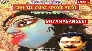 puja songs bengali shyama sangeet Kali Puja Special Bengali Songs  by kaushik