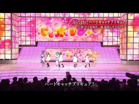 水樹奈々&AKB48Alright!ハートキ...