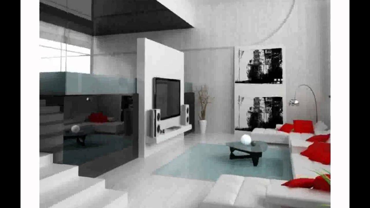 Wohnzimmer Dekorieren Ideen - YouTube