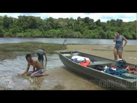 Suriname 2011 Sranang Liba richting carolina