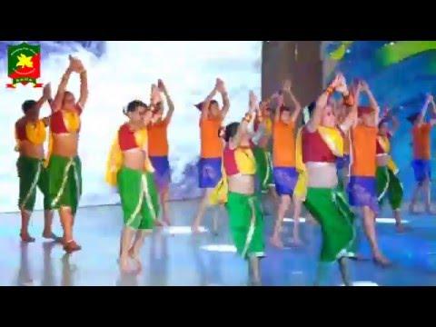 Koli Dance By Class VI (Srijan 2015 - 16)