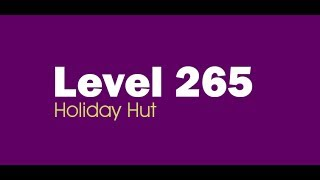 Candy Crush Saga level 265 Help,Tips,Tricks and Cheats