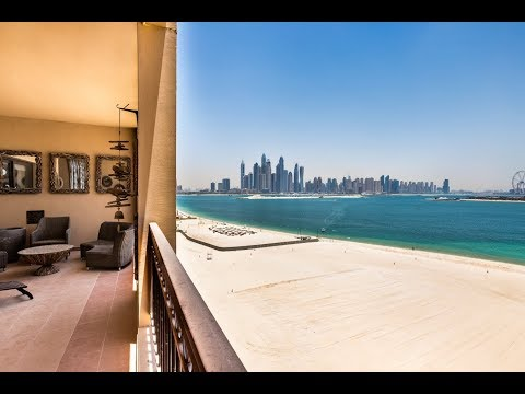 Exclusive Waterfront Apartment, Palm Jumeirah, Dubai, United