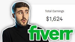 Come ho GUADAGNATO $1600 in 2 MESI su FIVERR 💸