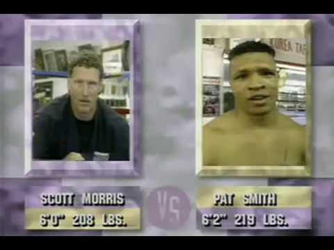 UFC 2 - Pat Smith vs Scott Morris