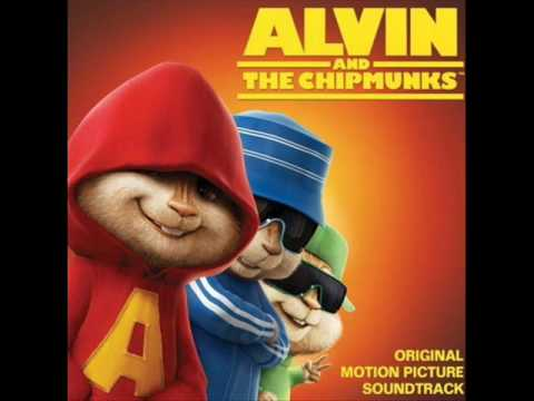 The Lonely Island (ft. T-Pain) I'm On A Boat - Chipmunks Version