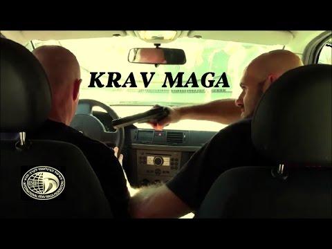KRAV MAGA - CAR RAGE Seminar ( קרב מגע )