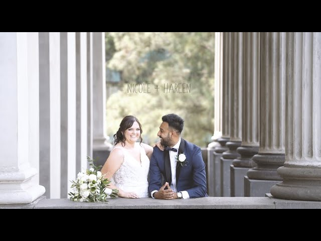 Nicole & Hareen - Wedding Highlights