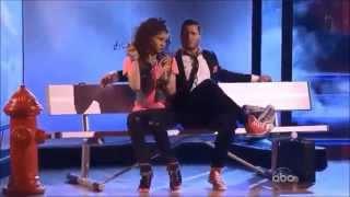 Zendaya Coleman & Val Chmerkovskiy - Hip Hop