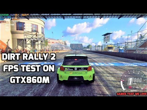 dirt rally 2 test