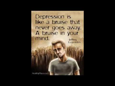 depression and anxiety clip with pictures and Quotes