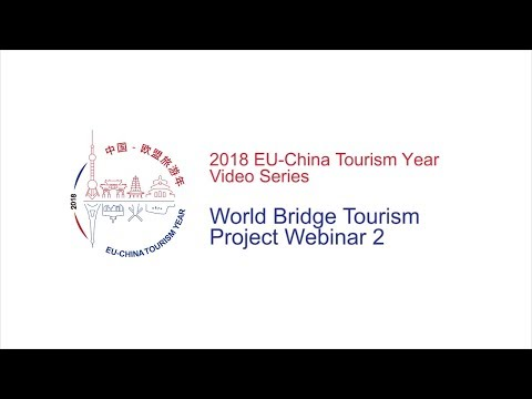 World Bridge Tourism Webinar 2 | 21st September 2017