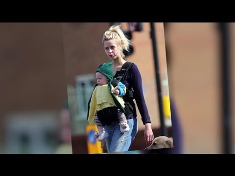 Peaches Geldof's 11-Month-Old Son Was By Her Side At Time Of Death | Splash News TV | Splash News TV