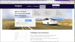 Get Online Car Insurance Quote in Michigan