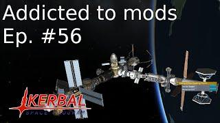 KSP S01E056 - Подготовка второй миссии к Мохо (русский летсплей)