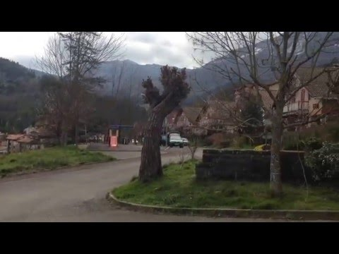 Club Motorhome Aire Videos - Zegama, Basque Country, Spain