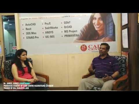 Primavera Training Student of Synergy School of Business Skills Lucknow Feedback
