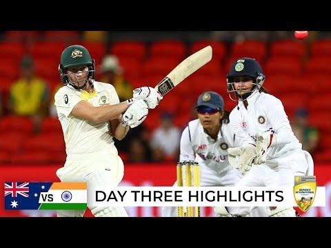 India take control of Test arm wrestle | Australia v India 2
