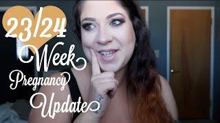 23/24 WEEK PREGNANCY UPDATE | Lets get caught up