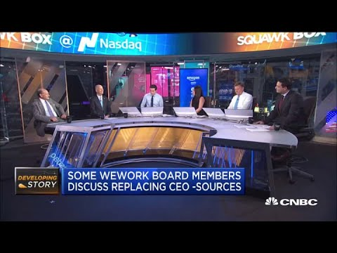 WeWork's board is responsible for CEO Neumann's conflicts, says Charles Elson