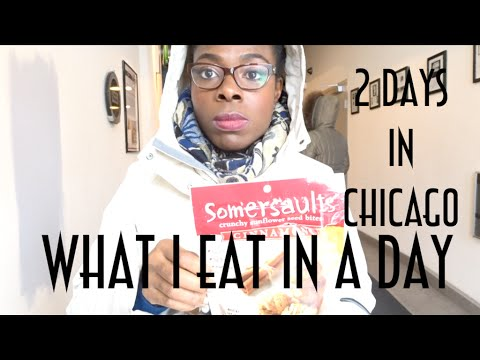 What I Eat 2 Days in Chicago #Vegan Vlog #9