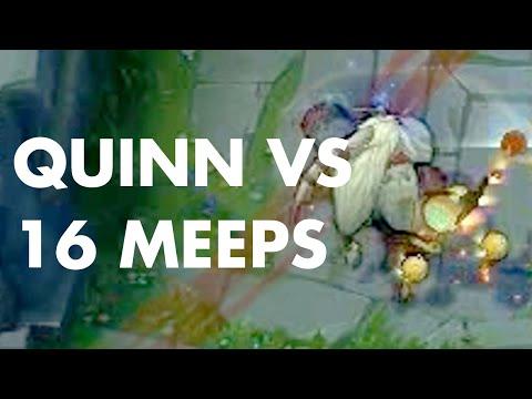 QUINN vs 16 BARD MEEPS