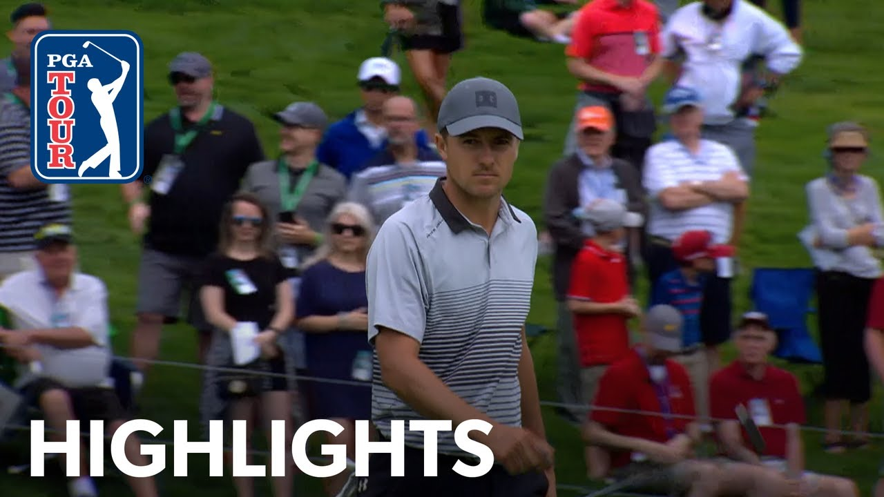 Jordan Spieth highlights | Round 1 | The Memorial 2019