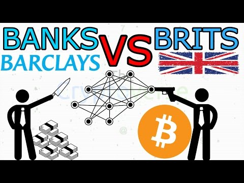 Did Barclays Just Declare War on Bitcoin Users In The UK? (The Cryptoverse #132)
