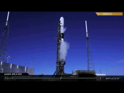 WIOD-AM Local News - LIVE: Four Launches Into Space Scheduled For Today