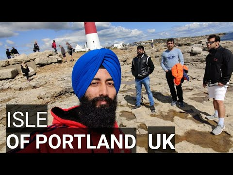 """My Trip to """"ISLE OF PORTLAND"""" UK  🇬🇧🇬🇧🇬🇧 Beautiful places to see in Uk, Part -1 ( Travel Vlog )"""