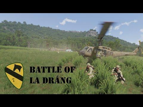 Multistream ♦ [GER] ArmA 3 ♦ [Coop] Vietnam: Battle of La Dráng