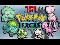 151 Facts About The First 151 Pokémon