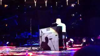 Up In Flames - Coldplay Unstaged - Las Ventas, Madrid - 26/10/2011