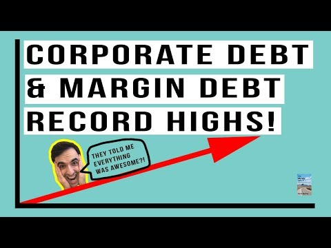 Corporate Debt Could Be the CATALYST To the Global Economic Collapse! Now RECORD HIGH!